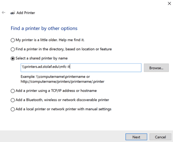 Installing and Using a Multi-Function Copier in Windows 10