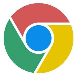 Logo: Google Chrome