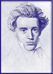 Søren Aabye Kierkegaard - Headshot