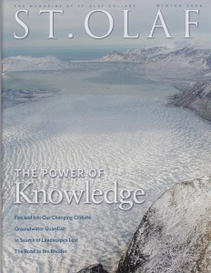 "MMPA Silver Award Best Single Topic Issue ""The Power of Knowledge"""