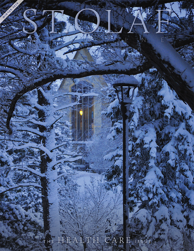 St. Olaf Magazine - Winter 2019