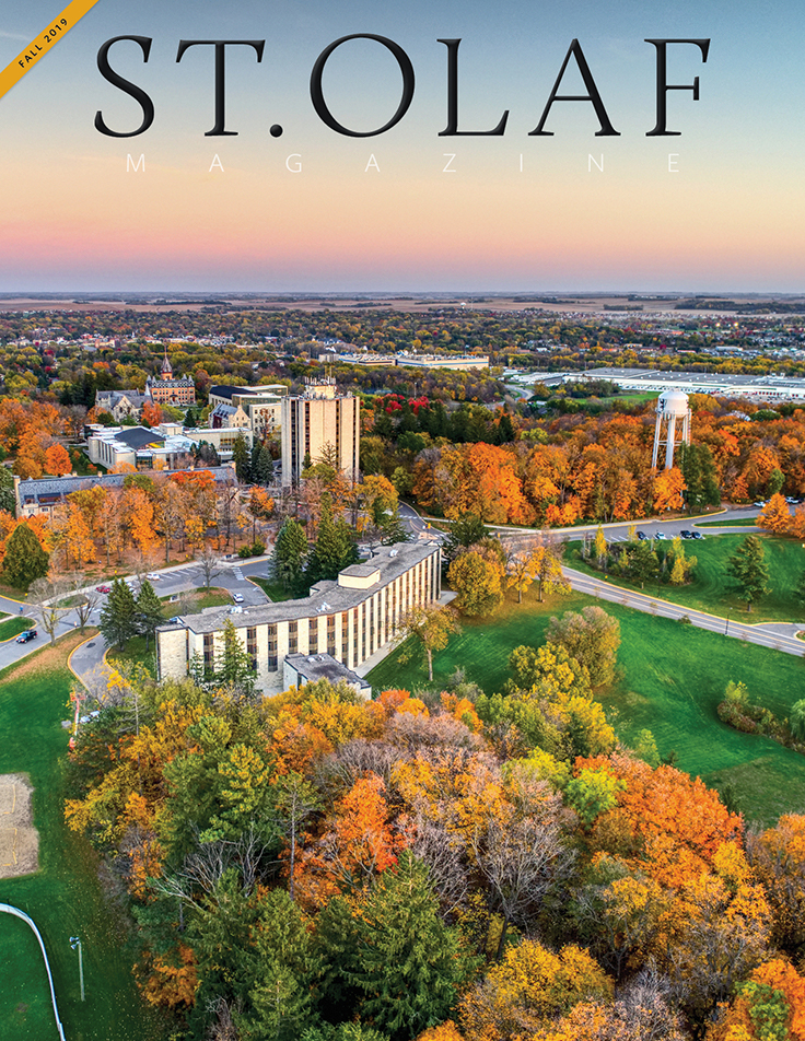 St. Olaf Magazine - Fall 2019