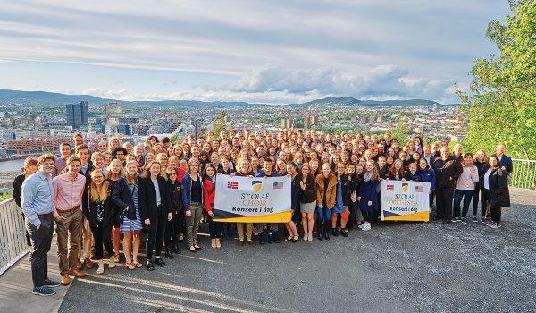 Group Photo Oslo