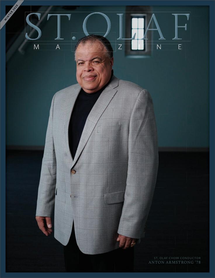 St. Olaf Magazine - Winter 2020