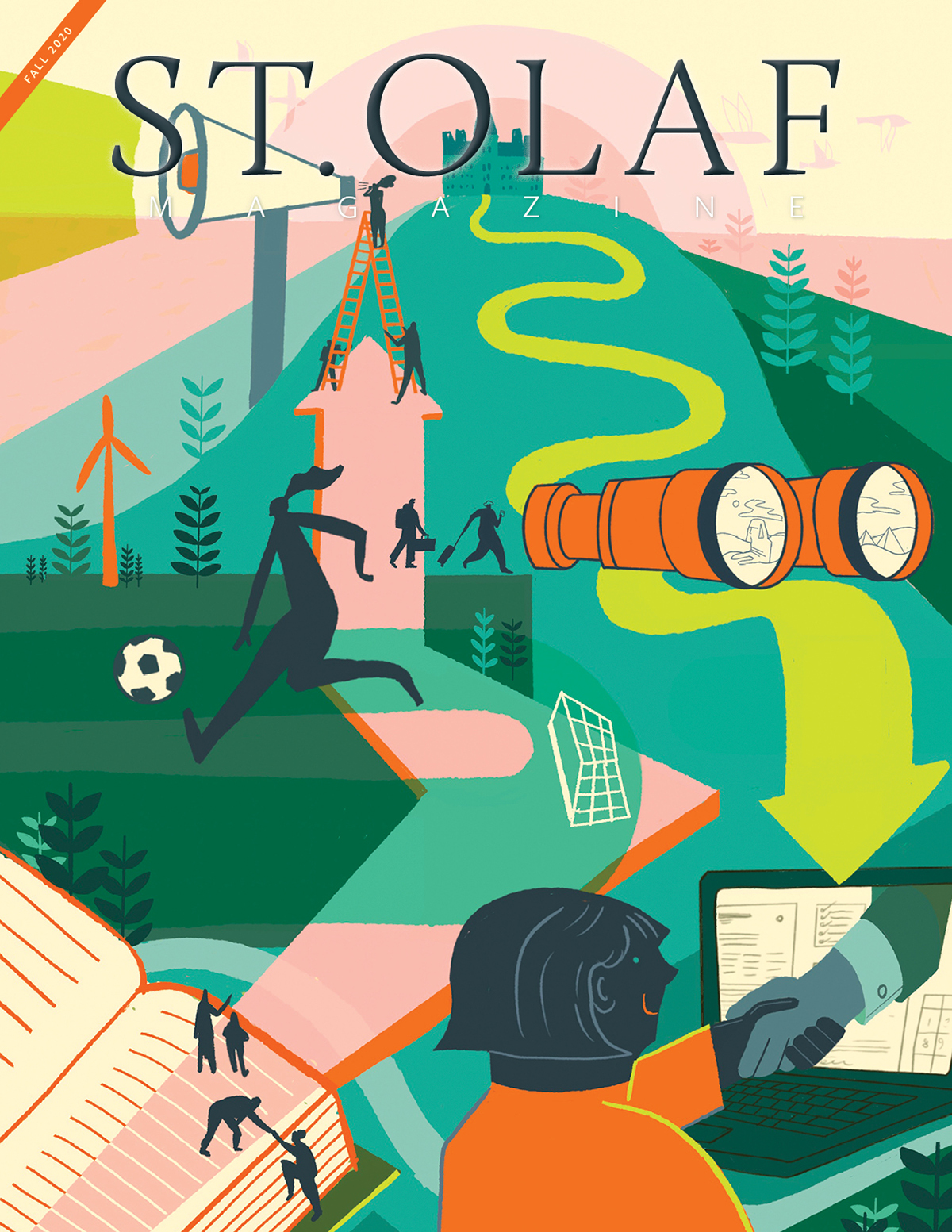 St. Olaf Magazine - Fall 2020