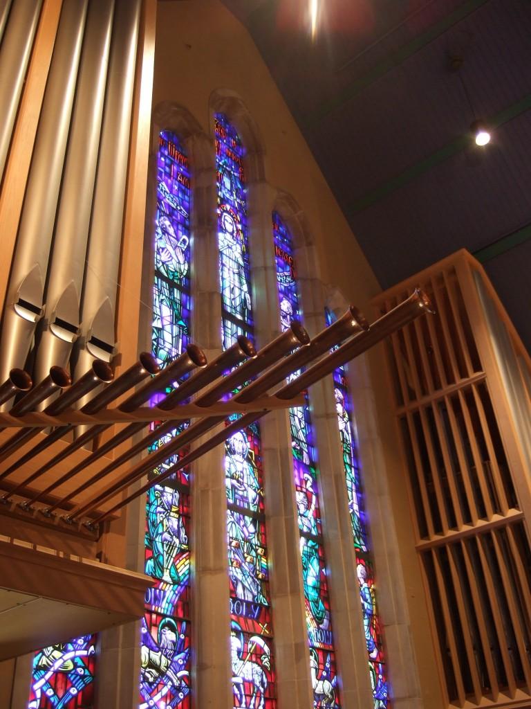 Gallery Organ
