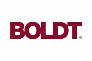 Logo for the Boldt Company