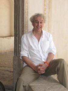 Professor Taliaferro in Iran, summer of 2014