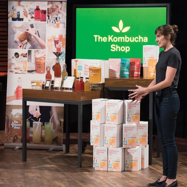 KATE FIELD (THE KOMBUCHA SHOP)
