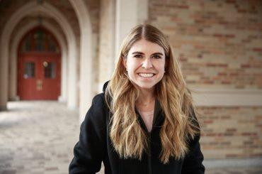Notre Dame Law Student Rachel Palermo