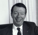 Melvin George - 8th President