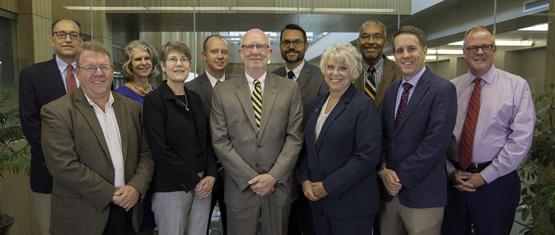 The President's Leadership Team