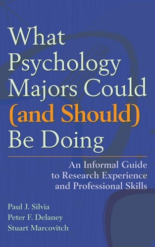 The psychology major career options and strategies for success 5th edition pdf
