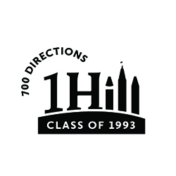 700 Directions - 1 Hill - Class of 1993