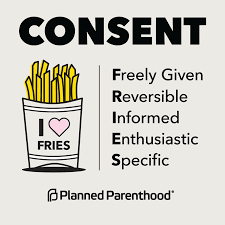 Consent Fries