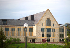 Buntrock Commons was built to last for at least two centuries.