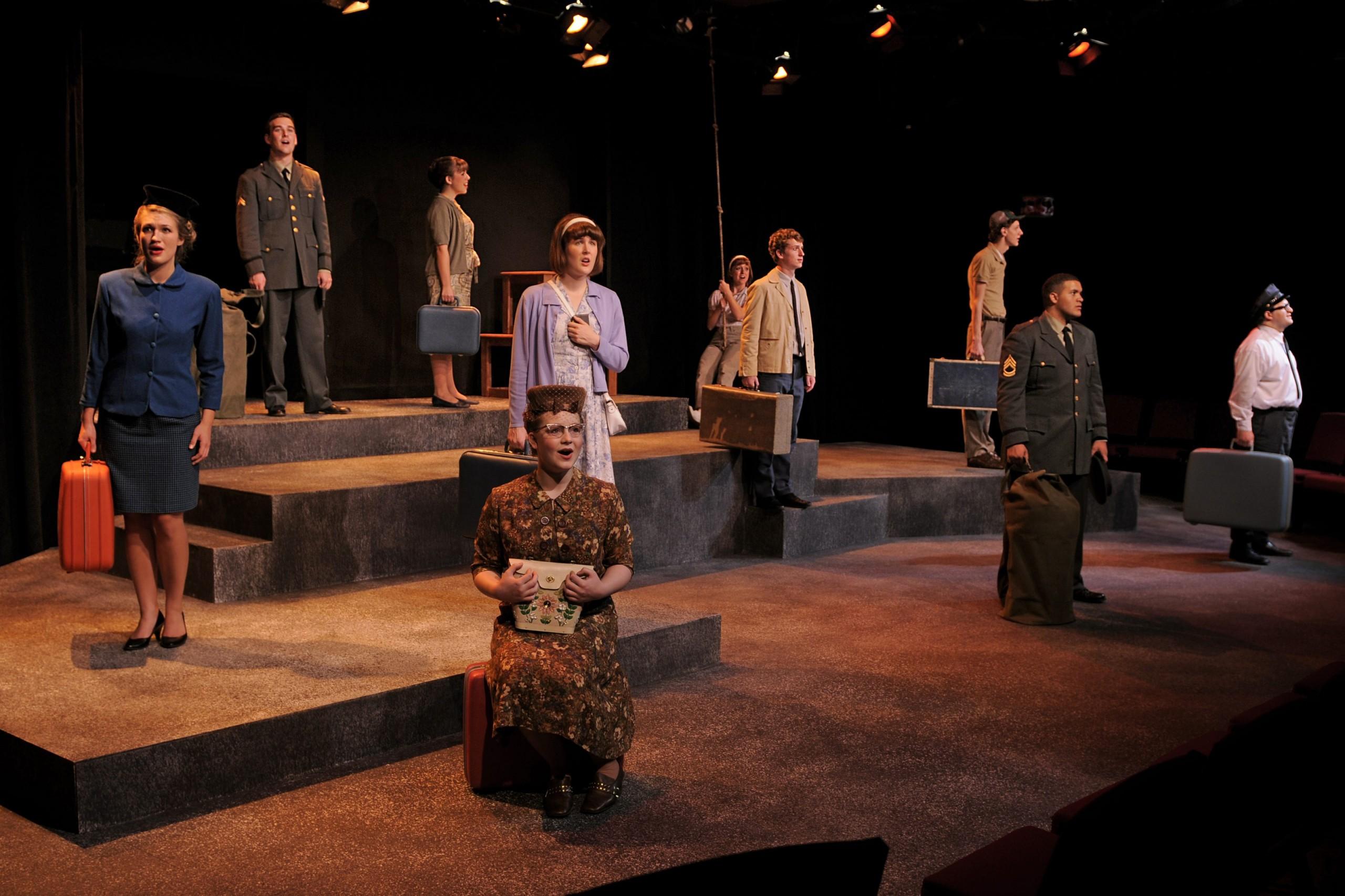 Dissertation On Musical Theatre