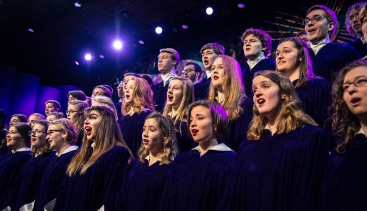 St Olaf Christmas Concert 2019 2019 Norway – Alumni & Family Travel