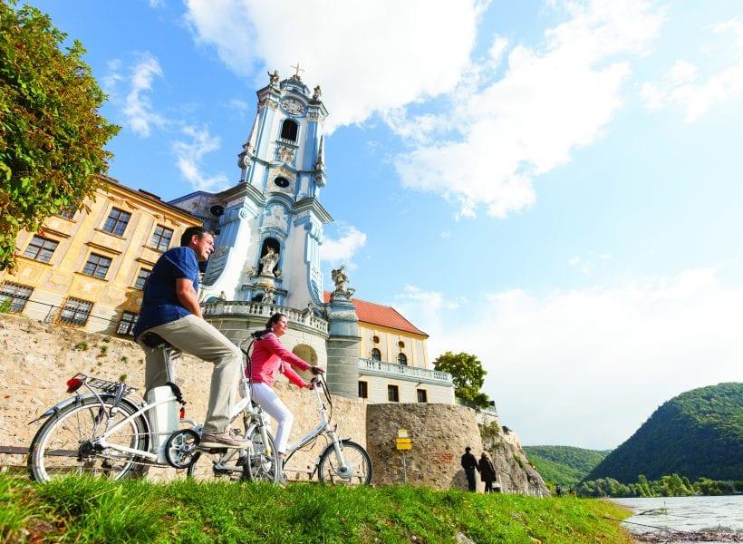 e-bikes, Bikes, Durnstein