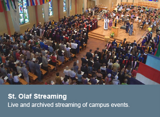 Live and archived streaming of campus events