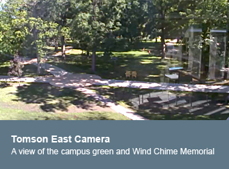 Tomson Hall - East view cam