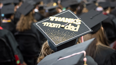 Mortarboard with