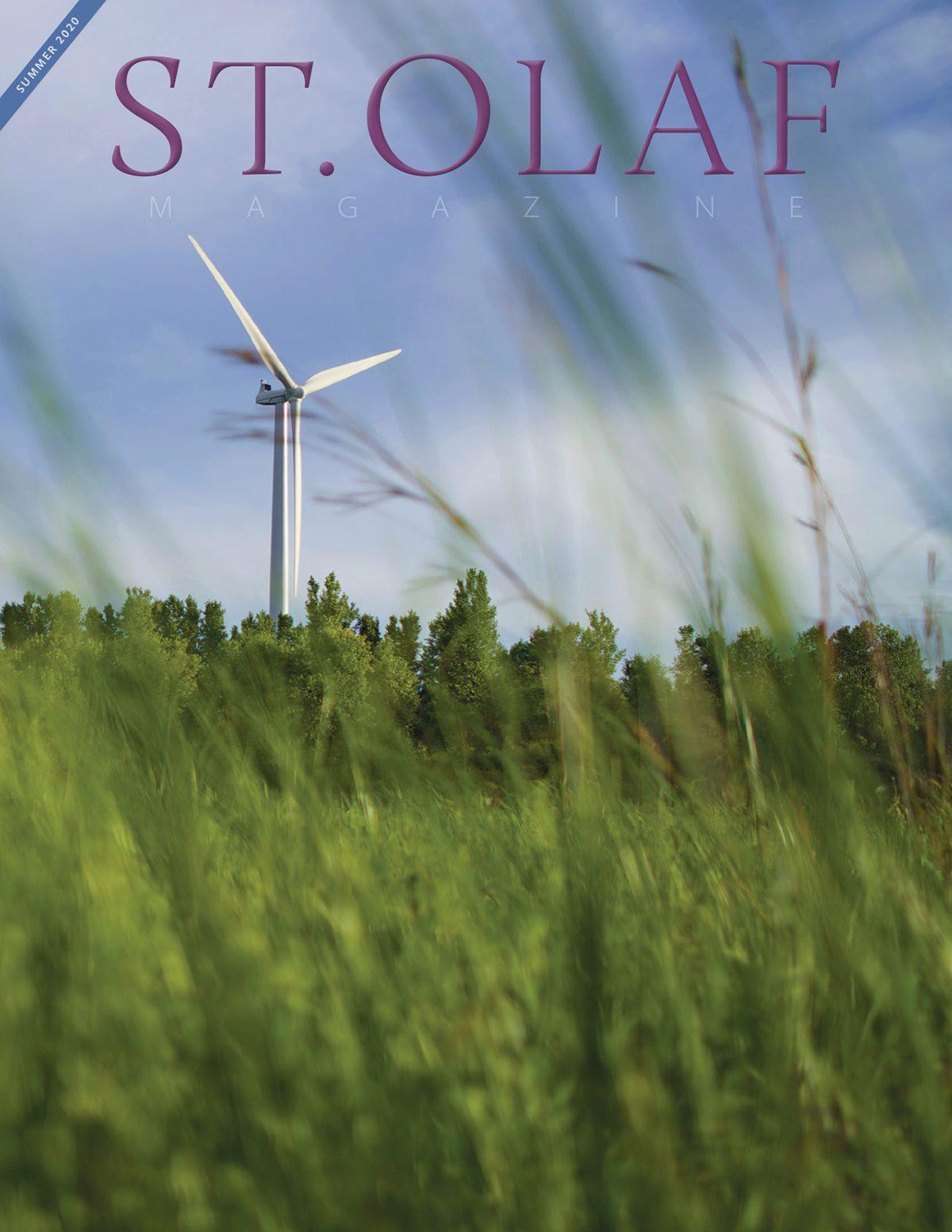St. Olaf Magazine - Summer 2020